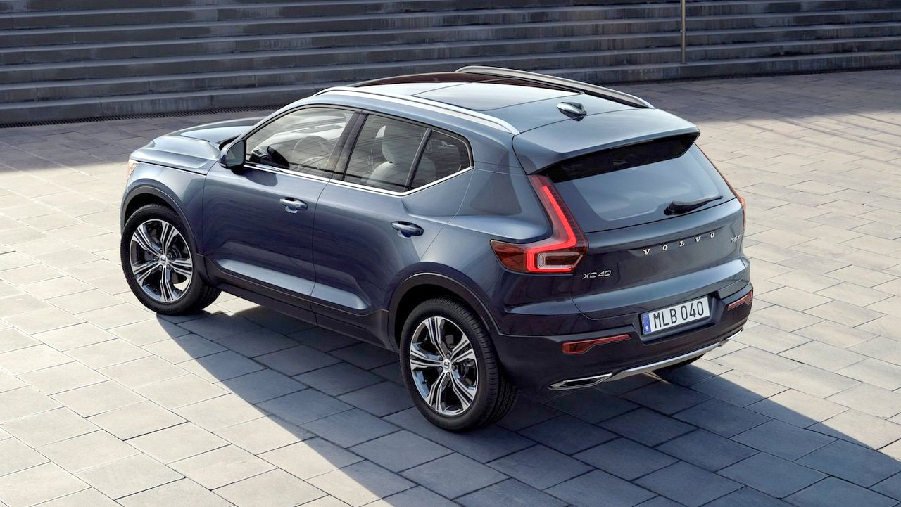 Volvo Xc40 Launch Date >> Volvo XC40 India launch in June 2018 - To rival Merc GLA, Audi Q3, BMW X1