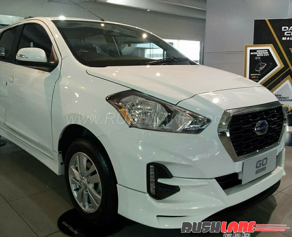 2018 Datsun Go, Go+ facelift launched in Indonesia - India ...