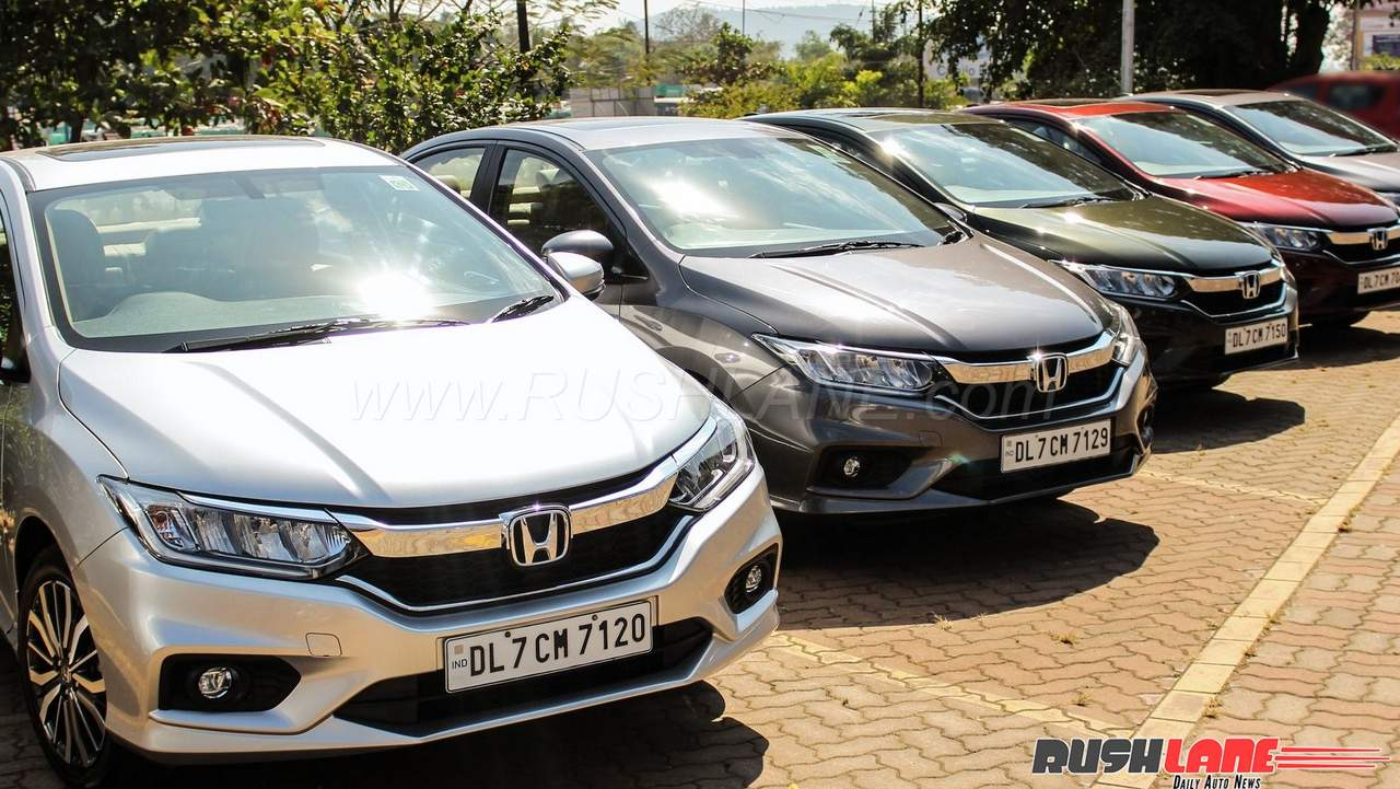 Honda City Cvt Diesel Could Be Launched Soon In India