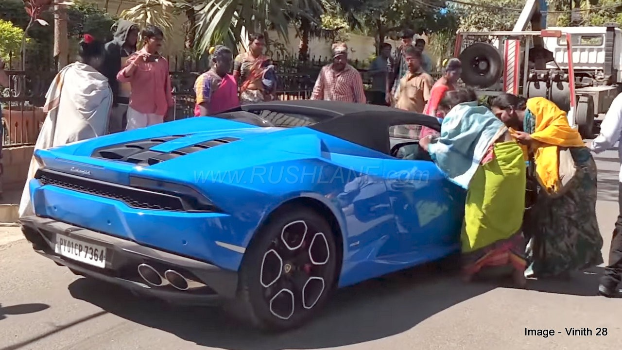 Problem Lamborghini Owner In India Faces While Taking Delivery Of