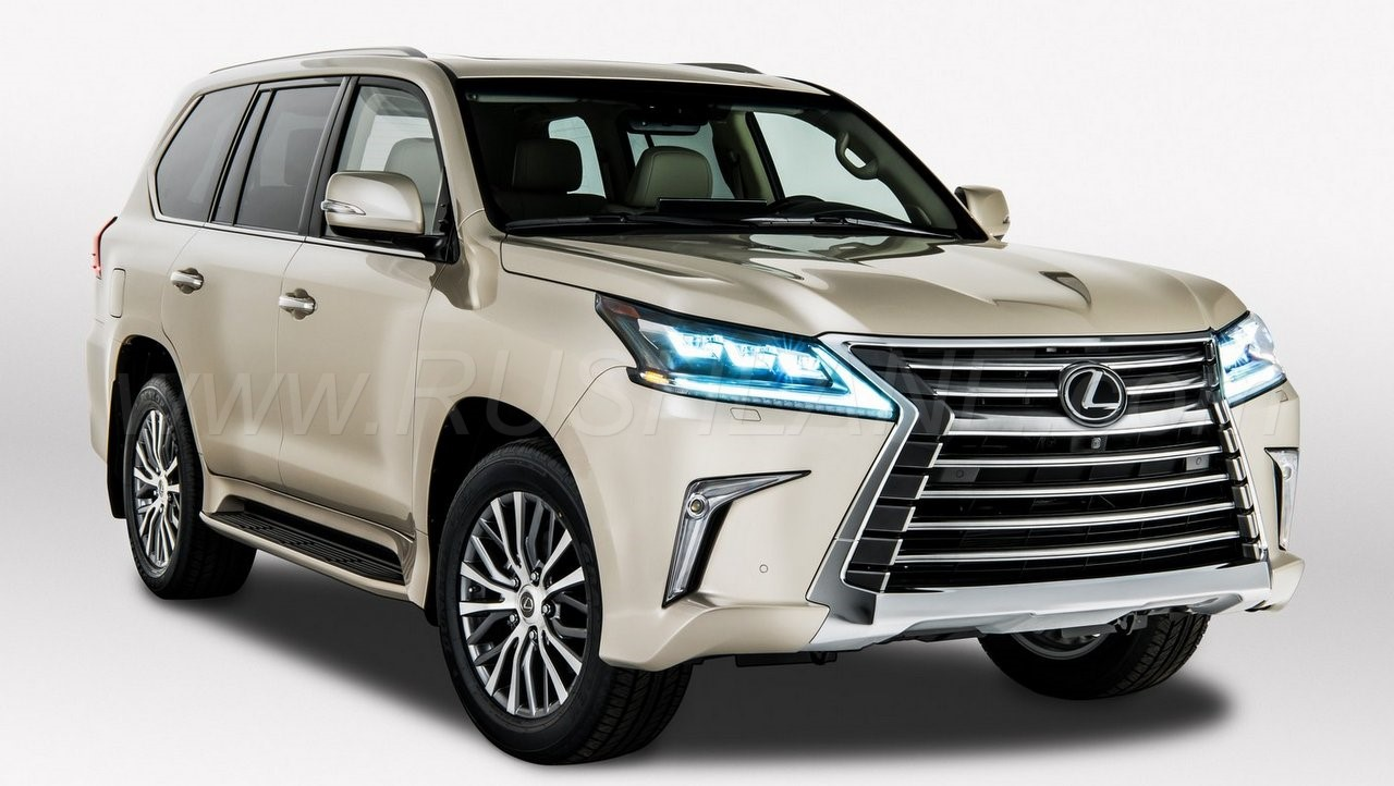 lexus lx 570 suv bookings open in india price rs crores. Black Bedroom Furniture Sets. Home Design Ideas