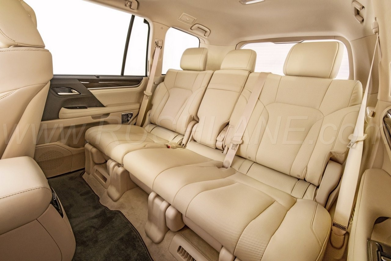 Lexus Lx 570 Suv Bookings Open In India Price Rs 2 32 Crores