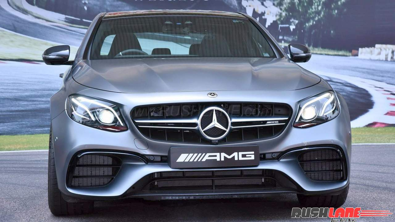 Mercedes Amg E63 S 4matic At Bic Exhaust Note 0 100 Top Speed