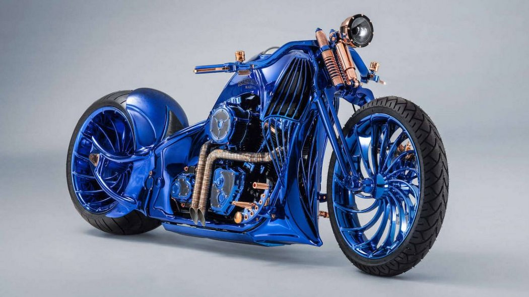 Costliest Car In The World >> Harley Davidson that costs more than a Ferrari - World's Most EXPENSIVE Motorcycle at Rs 12.18 ...
