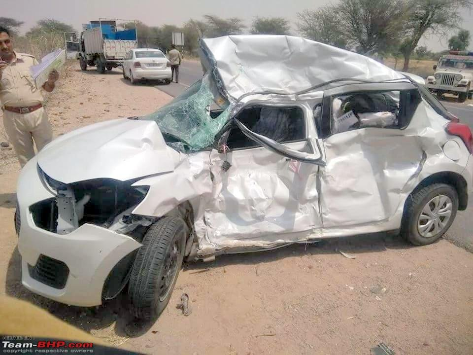 Road Accident Victim Compensation Increased 10 Fold By Govt Of India