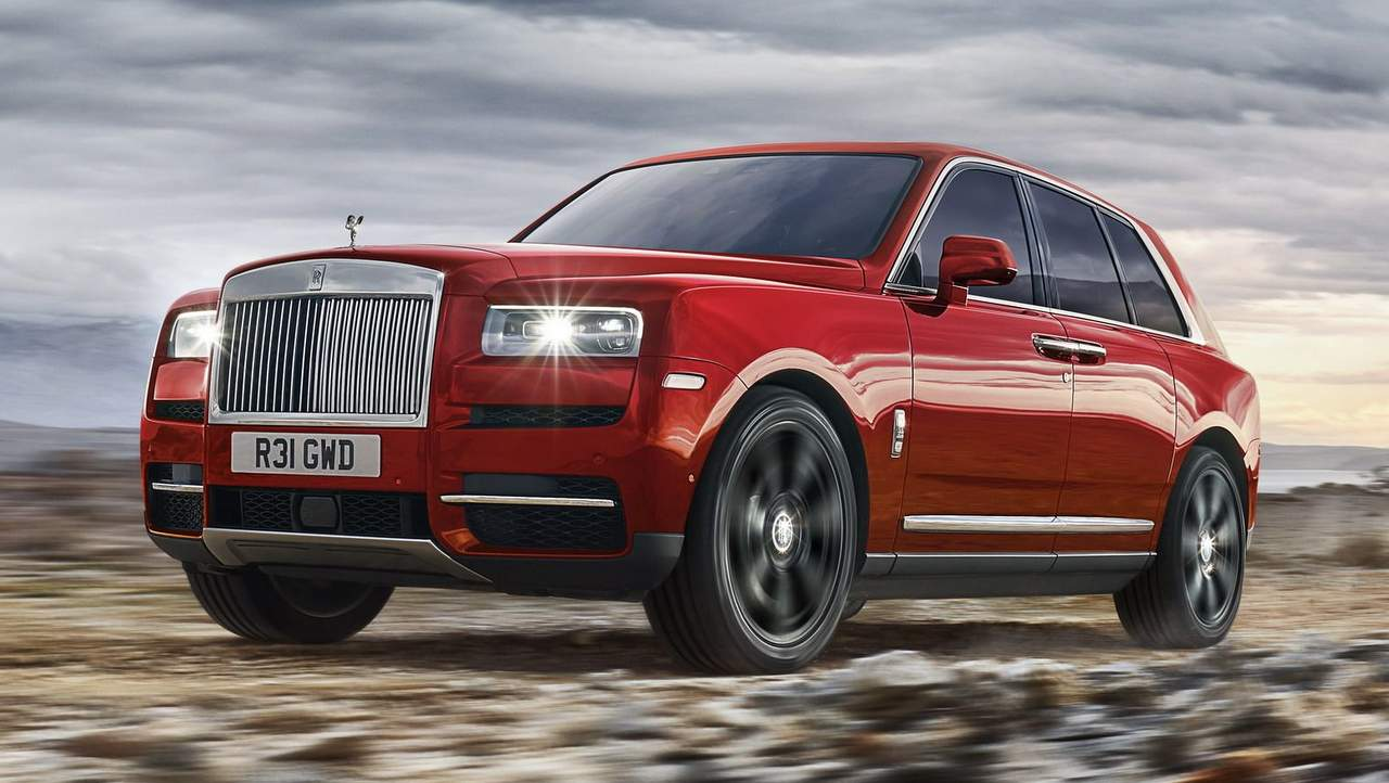 rolls royce cullinan suv launched priced from 325 000 rs cr. Black Bedroom Furniture Sets. Home Design Ideas