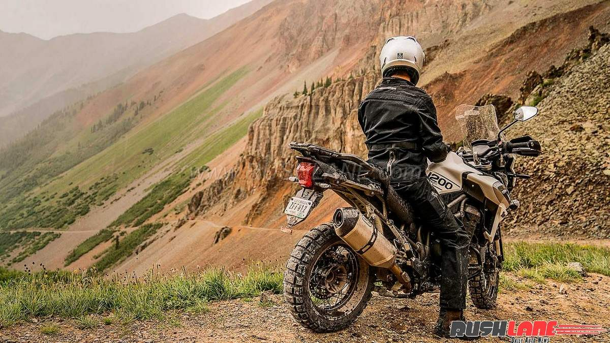 2018 Triumph Tiger 1200 Launched In India Price Rs 17 Lakhs