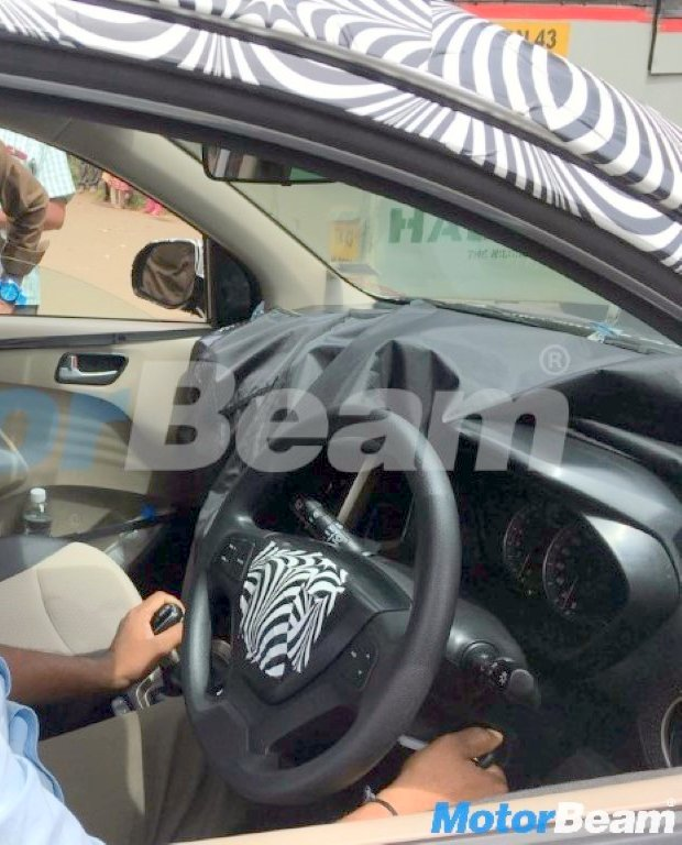 New Hyundai Santro Dashboard And Interiors Revealed For