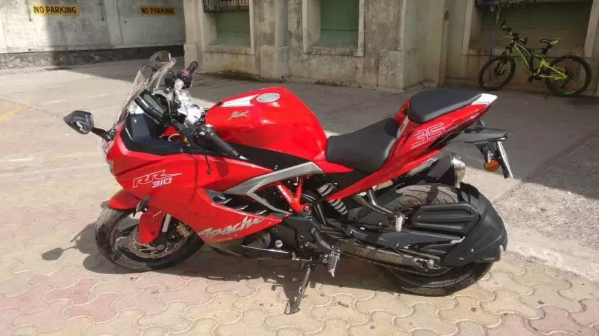 Used Tvs Apache 310 Is Up For Sale Price Rs 2 4 To Rs 2 5 Lakh