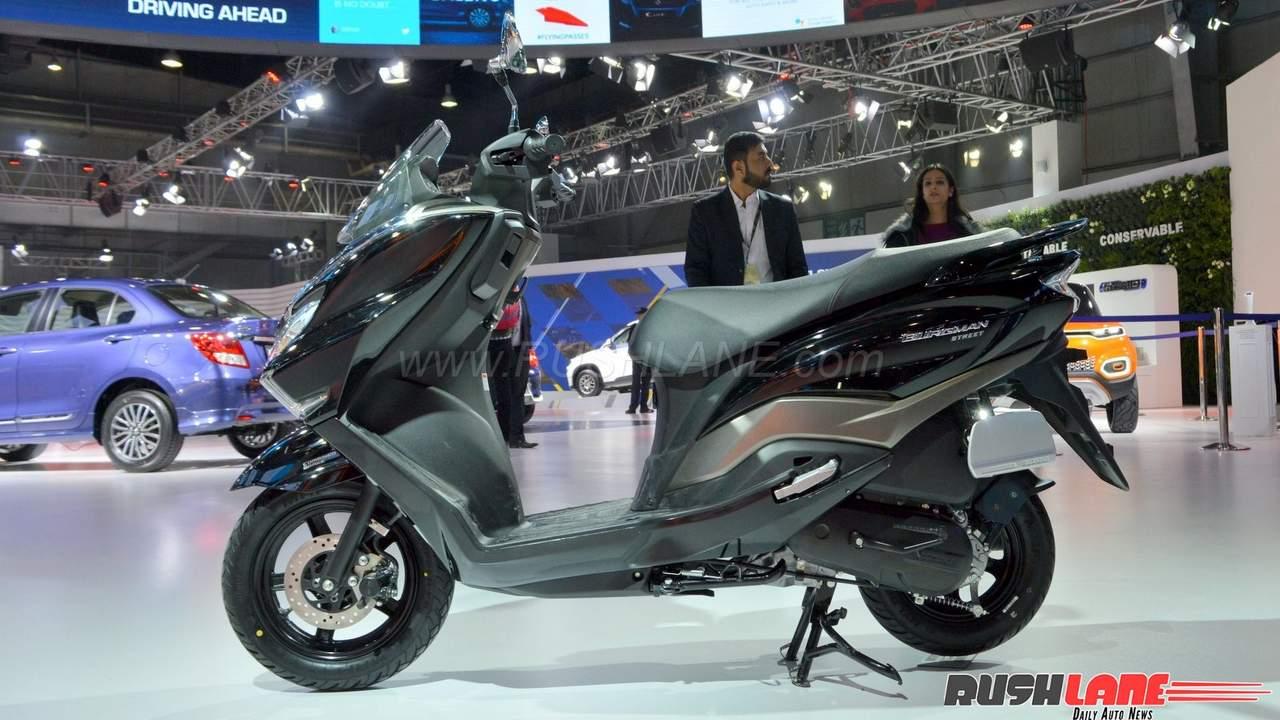 New Suzuki Burgman 125 India Launch Tomorrow Top Things To Know