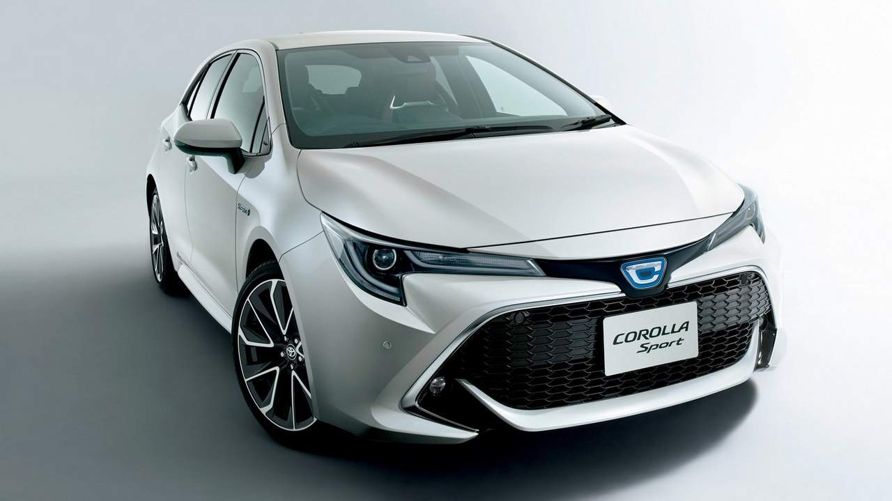 2018 toyota corolla sport launched with 12 liter 114 hp