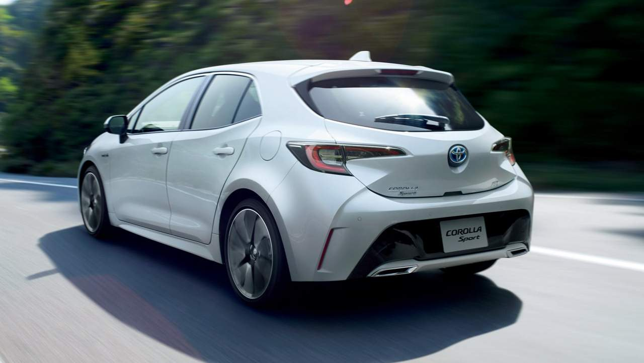 2018 Toyota Corolla Sport Launched With 1 2 Liter 114 Hp