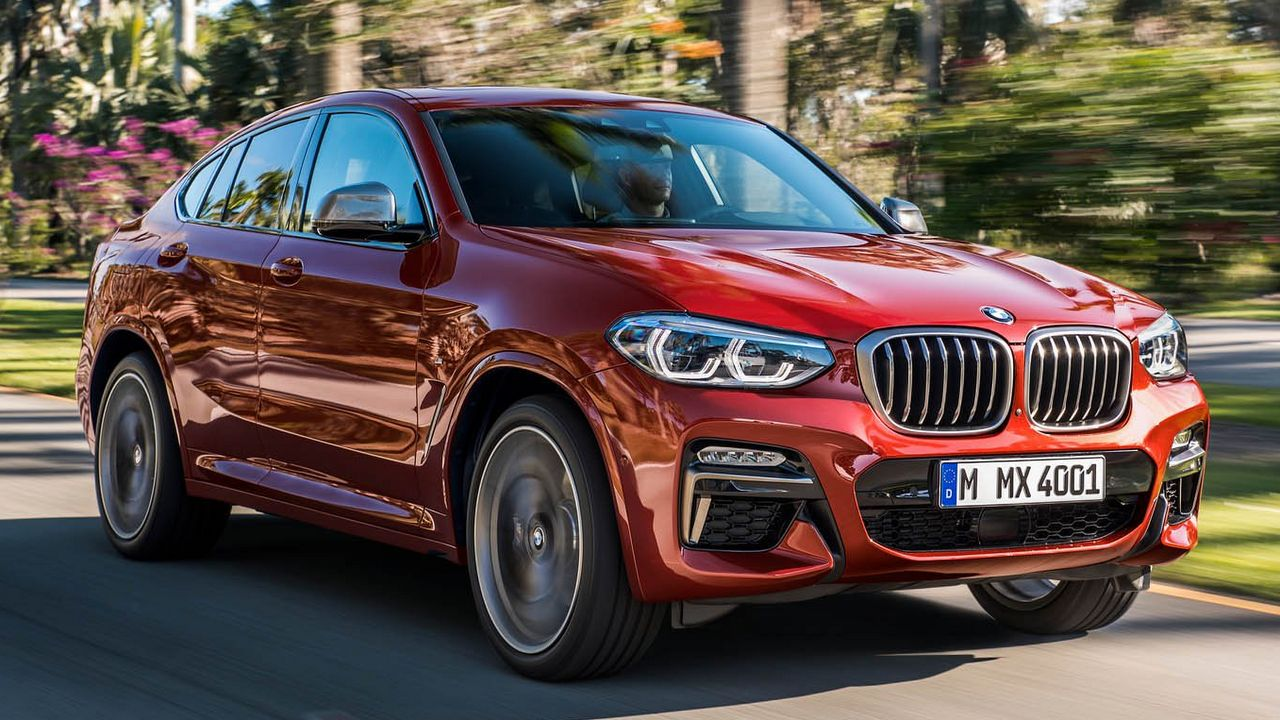 New Bmw X4 India Launch In 2019 To Rival Range Rover