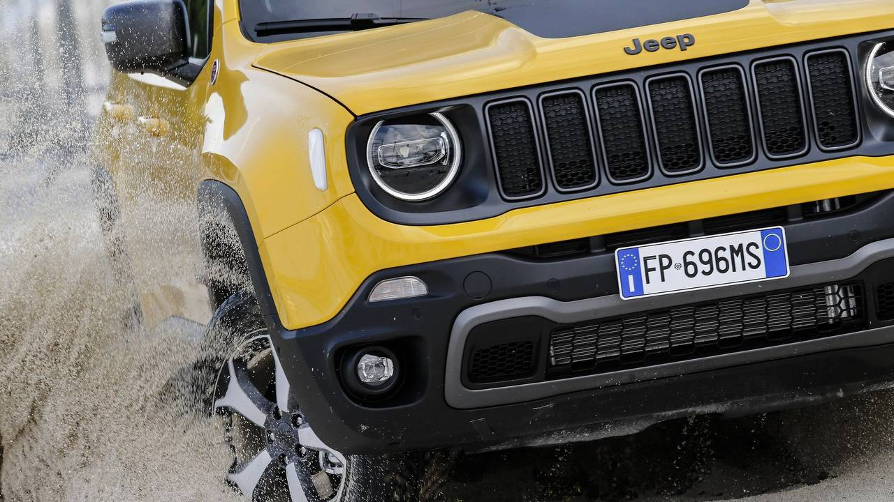India Bound 2019 Jeep Renegade And Renegade Trailhawk Detailed