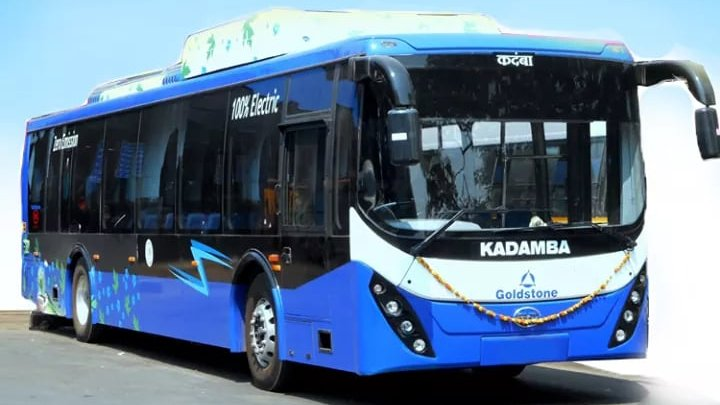 Kerala State Transport starts trial run of '100% Electric' buses from Chinese brand BYD