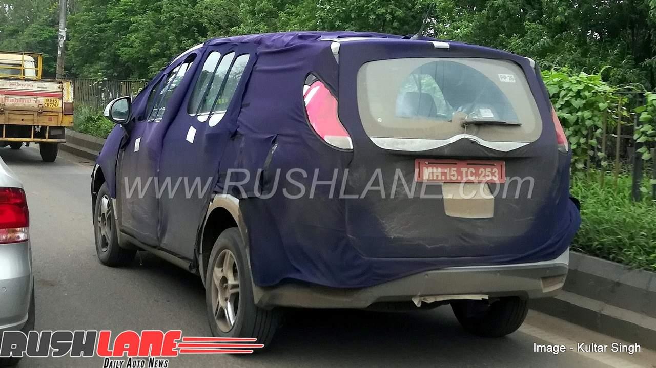 New Mahindra Marazzo Will Rival Toyota Innova Crysta In