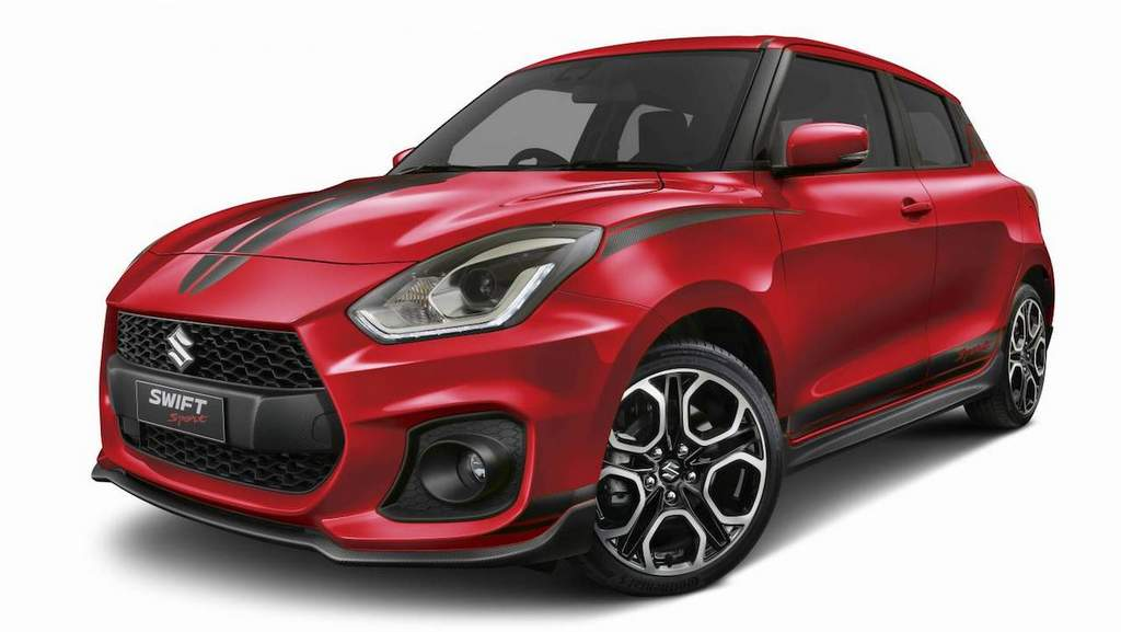 maruti swift sport will not launch in india because it. Black Bedroom Furniture Sets. Home Design Ideas