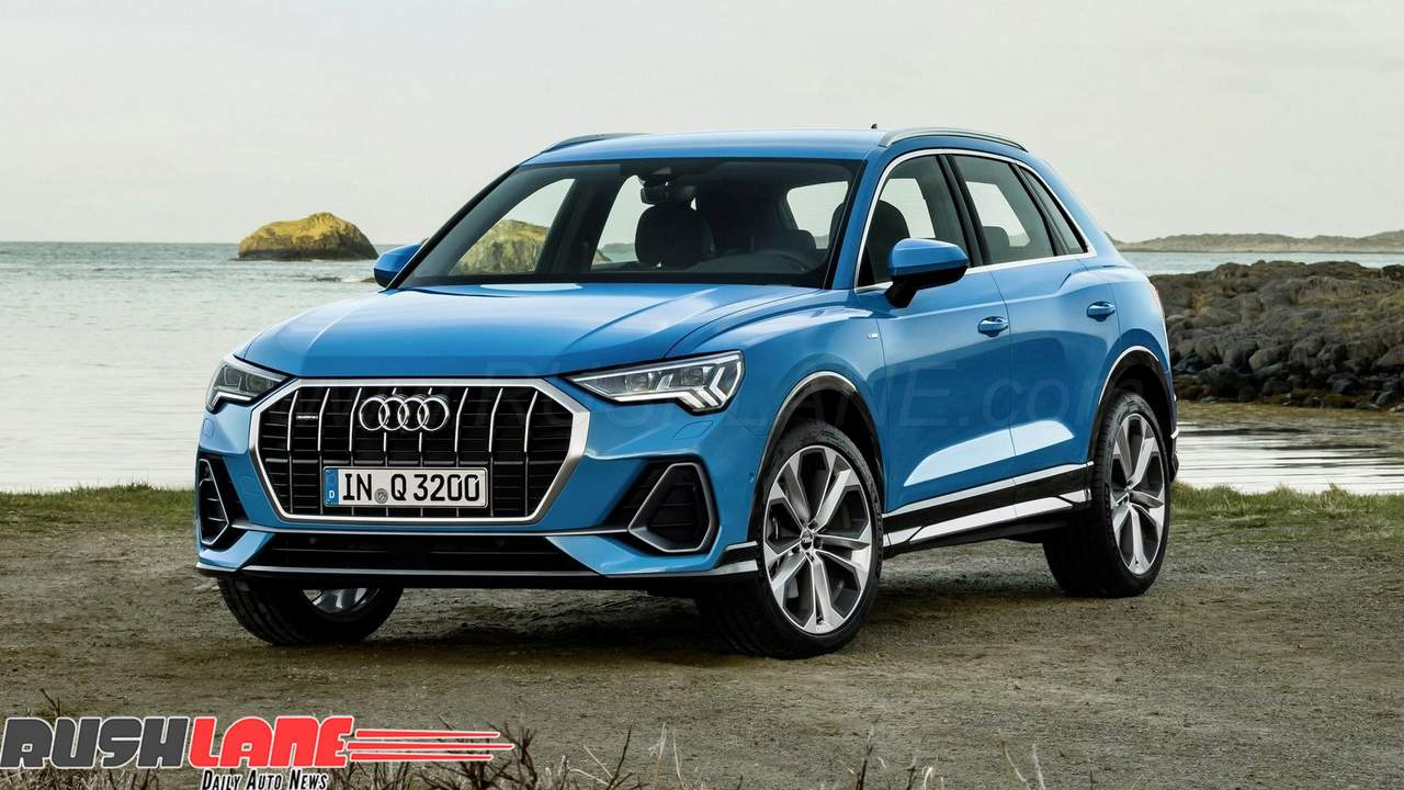 New Audi Q3 is here - India launch in 2019, rival Merc GLA ...