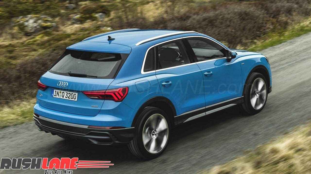 New Audi Q3 Is Here India Launch In 2019 Rival Merc Gla