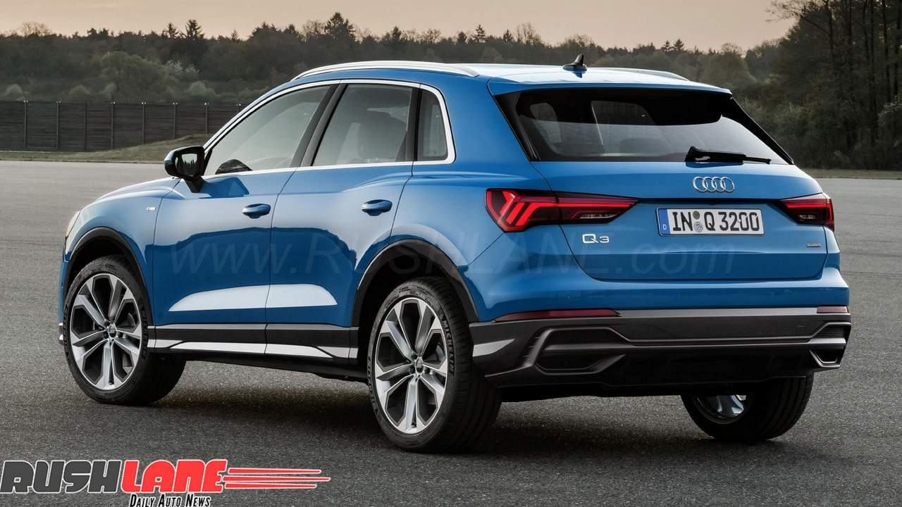 new audi q3 is here
