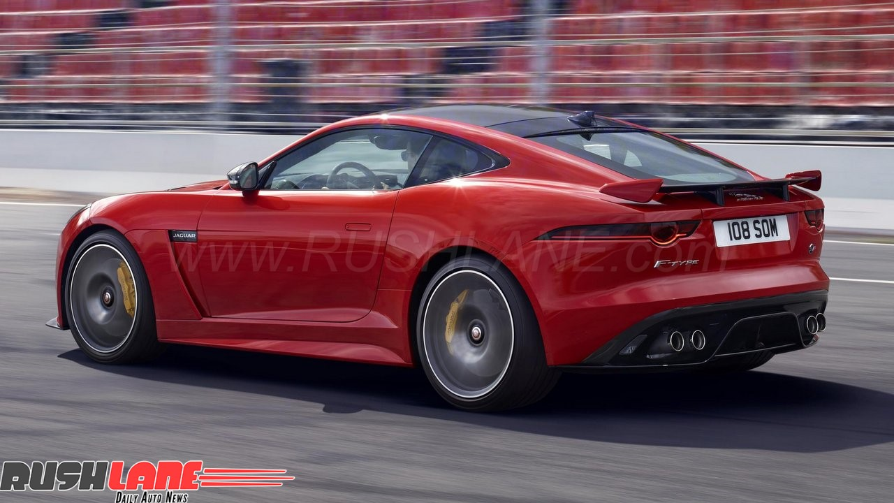 2018 Jaguar F Type India Launch 4