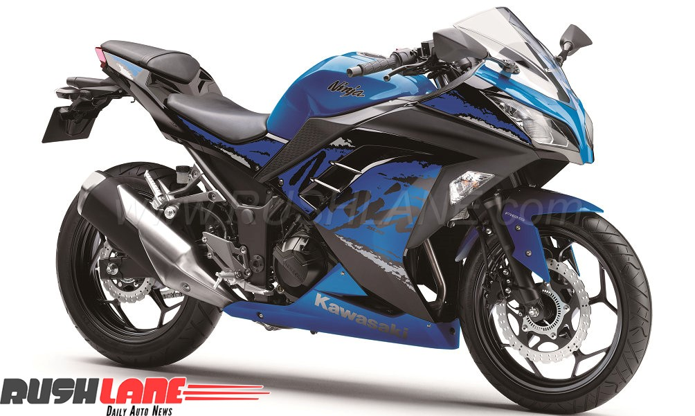 Recent Updates of Kawasaki Ninja 300