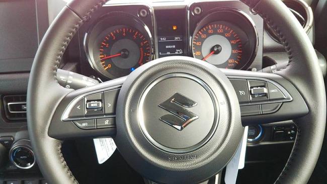 Suzuki Jimny Offroad Accessories