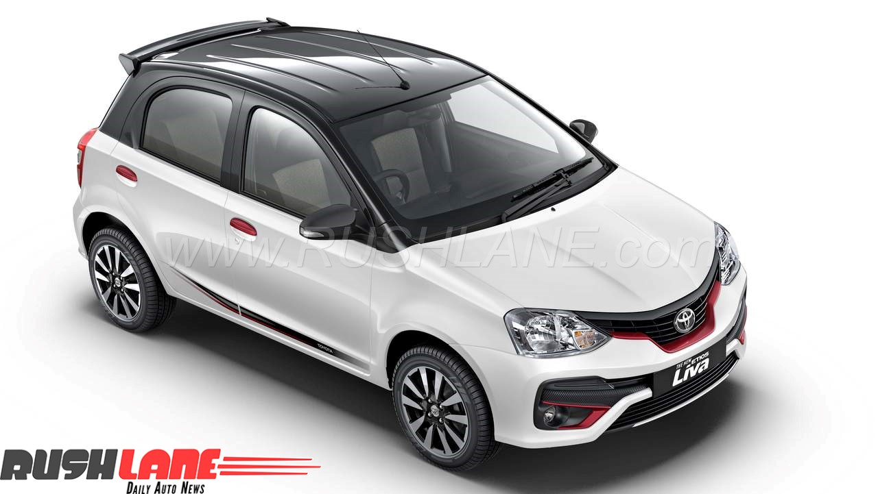 2018 Toyota Etios Liva special edition launched - Rivals ...