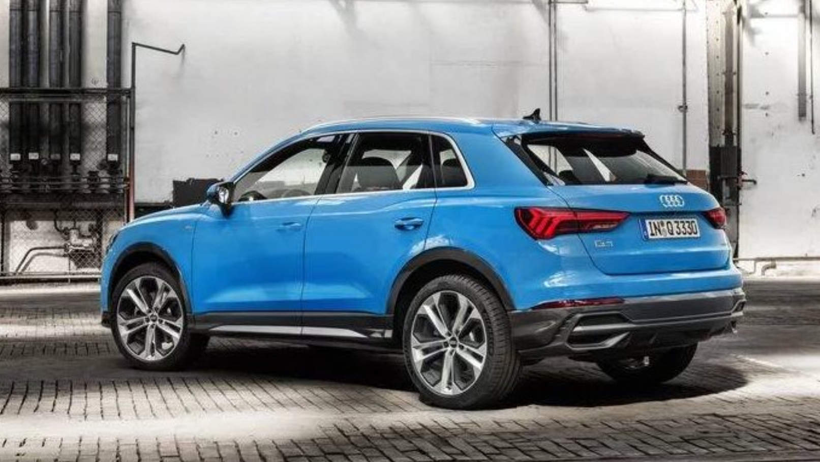 2019 Audi Q3 Suv Photos Leaked Ahead Of Global Debut Today Volvo