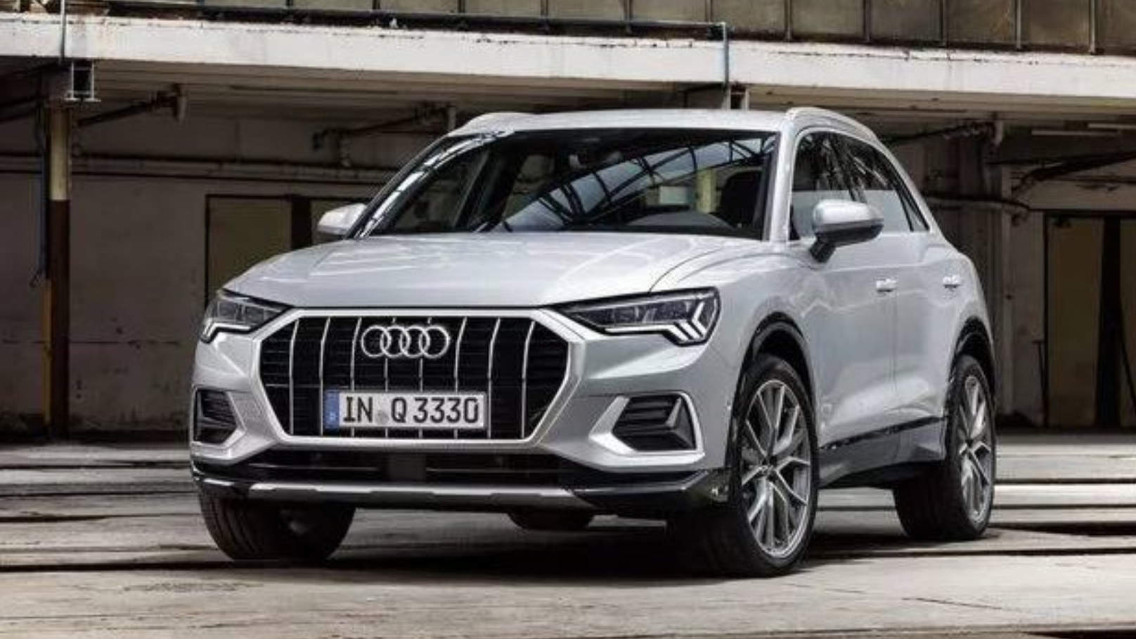 2019 audi q3 suv photos leaked ahead of global debut today. Black Bedroom Furniture Sets. Home Design Ideas