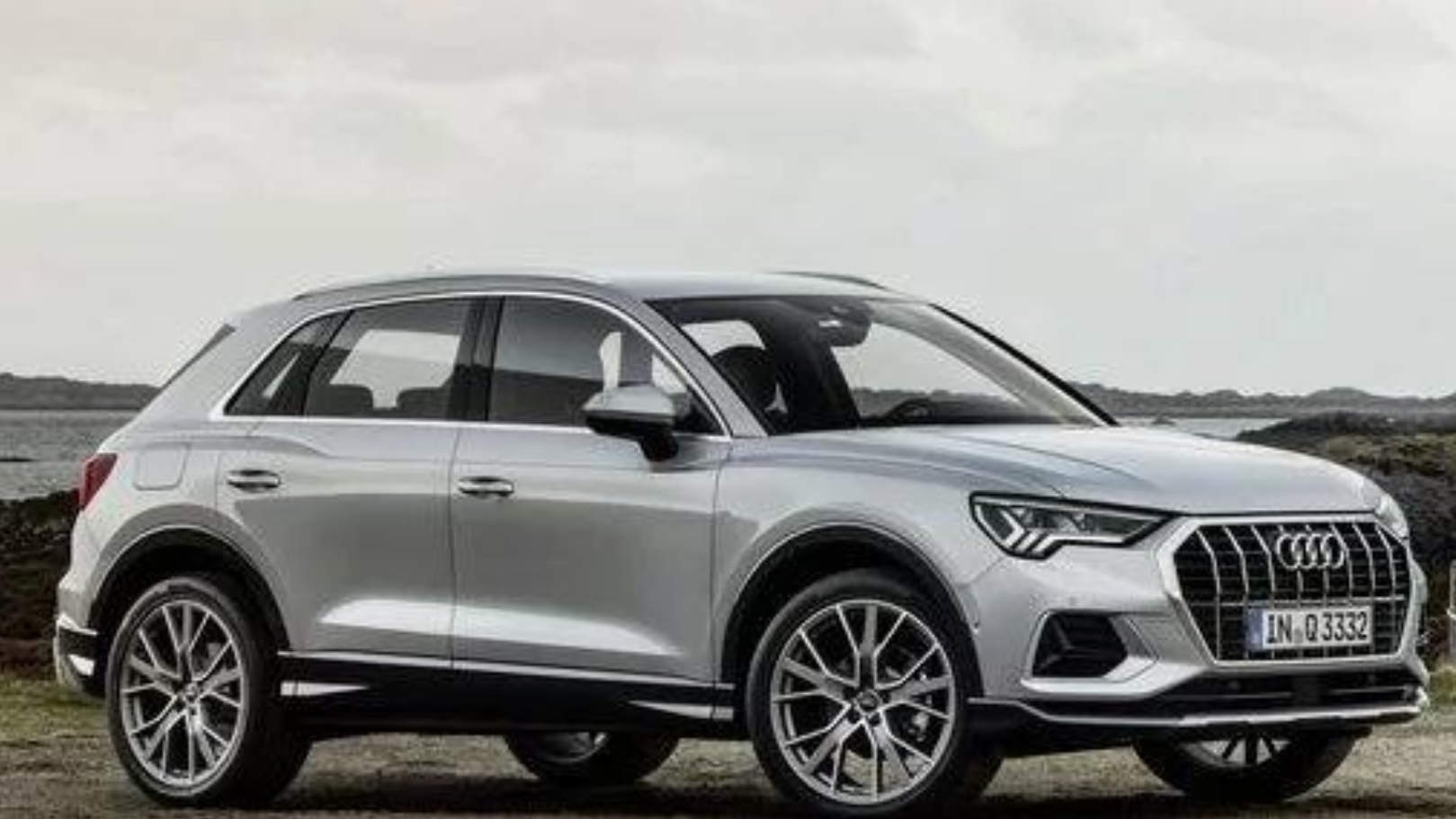 2019 audi q3 suv photos leaked ahead of global debut today volvo xc40 rival. Black Bedroom Furniture Sets. Home Design Ideas