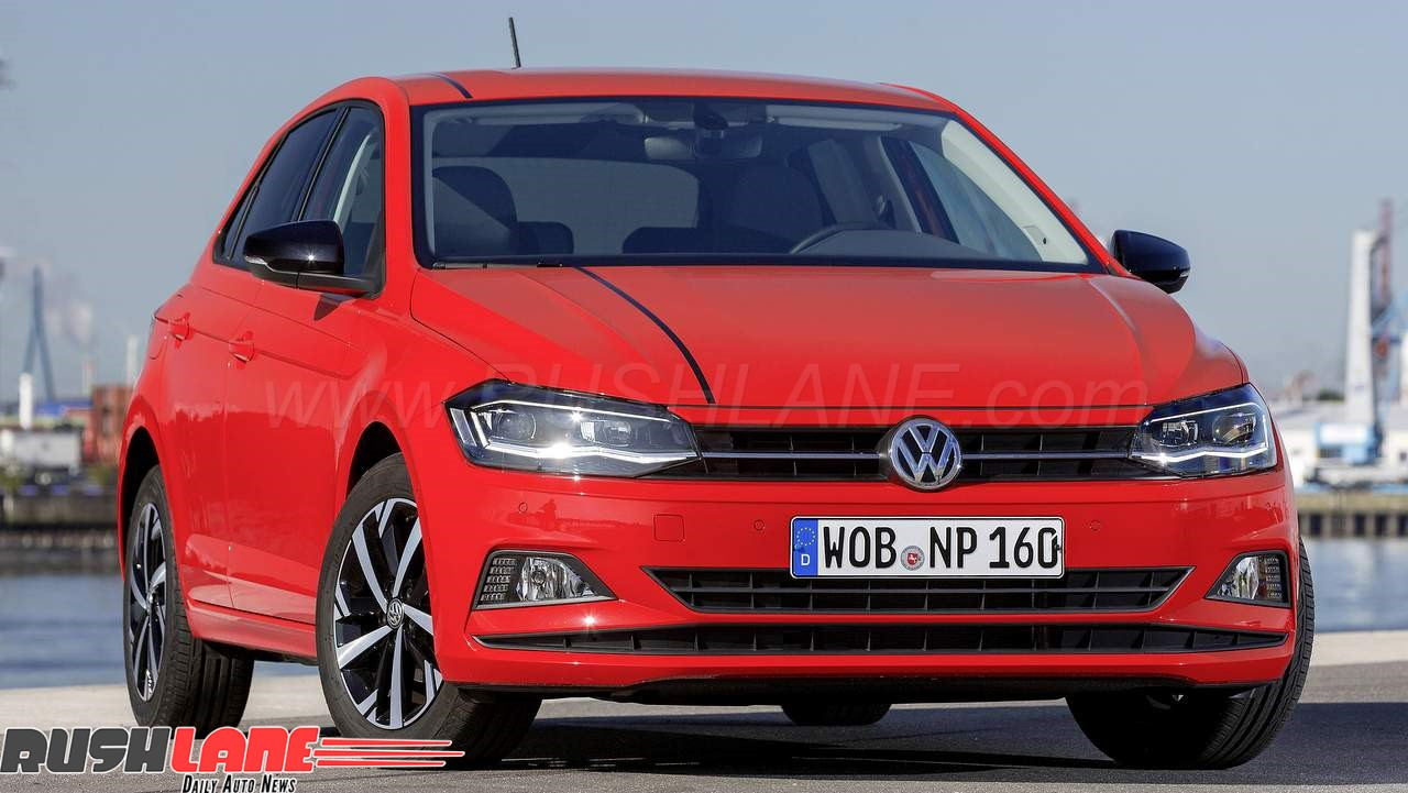 New Volkswagen Polo based Vento, Skoda Rapid India launch ...