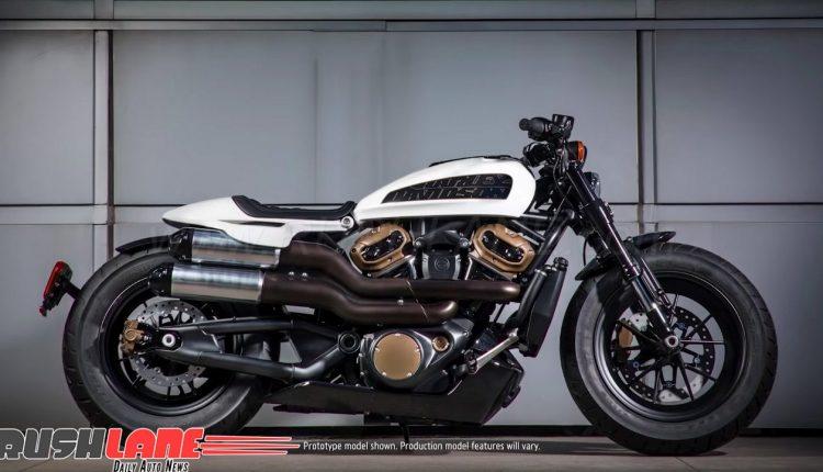 Harley Davidson Custom Concept Profile X