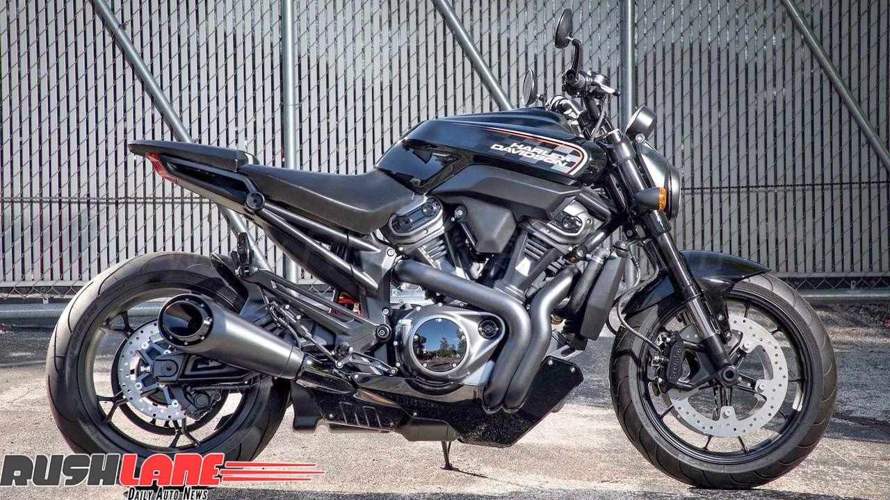 Cc Harley Davidson In India