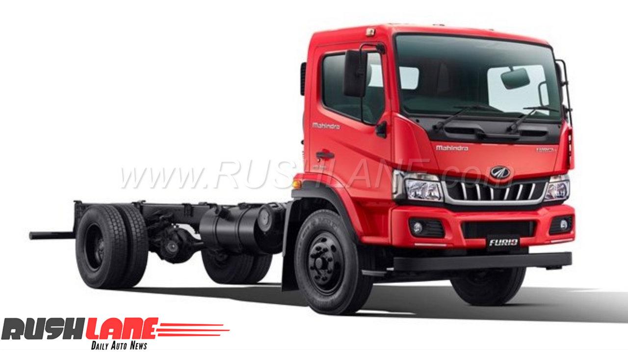 Mahindra's Pininfarina designed Furio truck range makes global debut