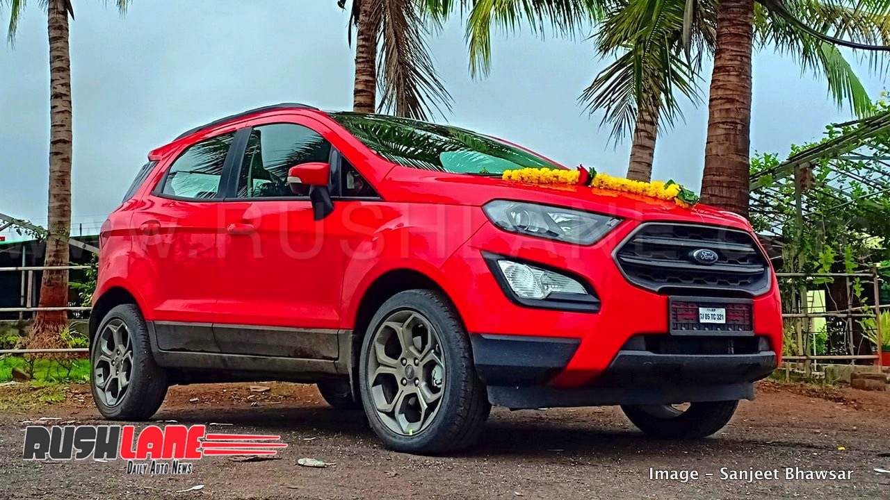 New Ford Ecosport Loses Top Spot List Of Most Exported