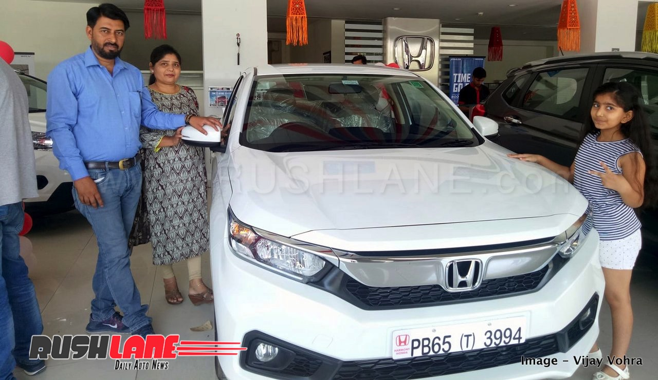 New Honda Amaze Prices Hiked New Petrol Diesel Price List Of