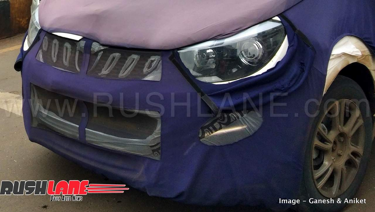 Best Mpv Car In India >> New Mahindra Marazzo will rival Toyota Innova Crysta in India - 8 seater variant spied
