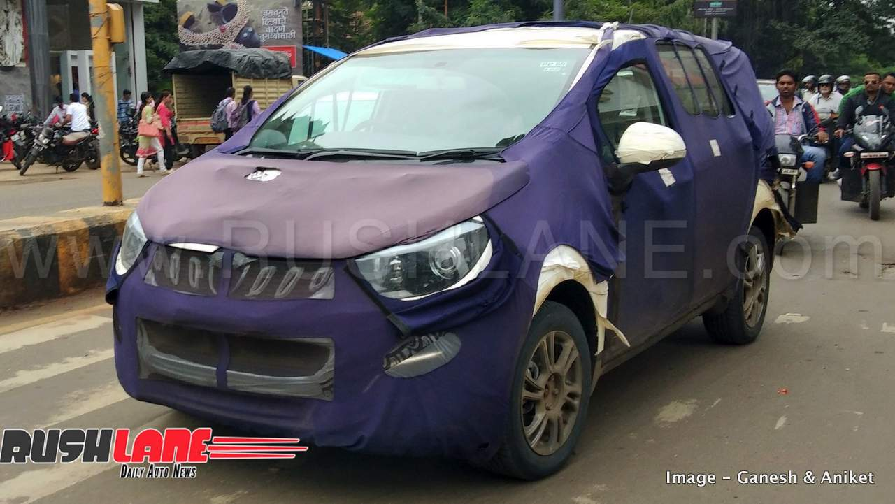 Mahindra Marazzo Is The Name Of New U321 Mpv Toyota