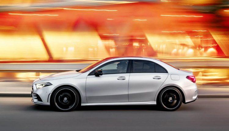 Audi A3 Carplay >> New Mercedes Benz A Class sedan debuts - India launch in 2019, rivals Audi A3