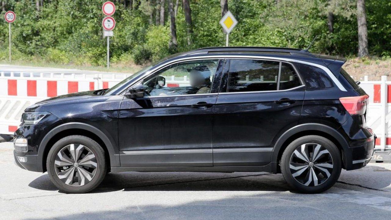 New Volkswagen Suv Hyundai Creta Rival Spied Testing Undisguised