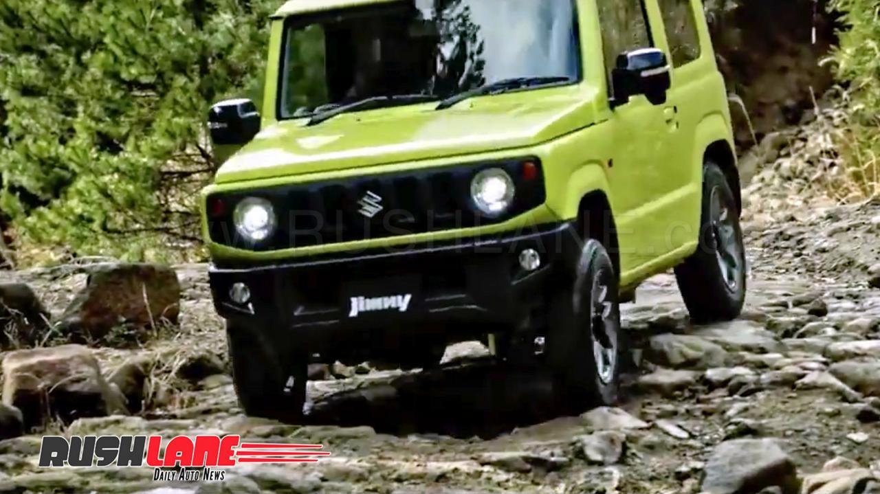 Maruti Suzuki Jimny based mini SUV India launch by March 2020