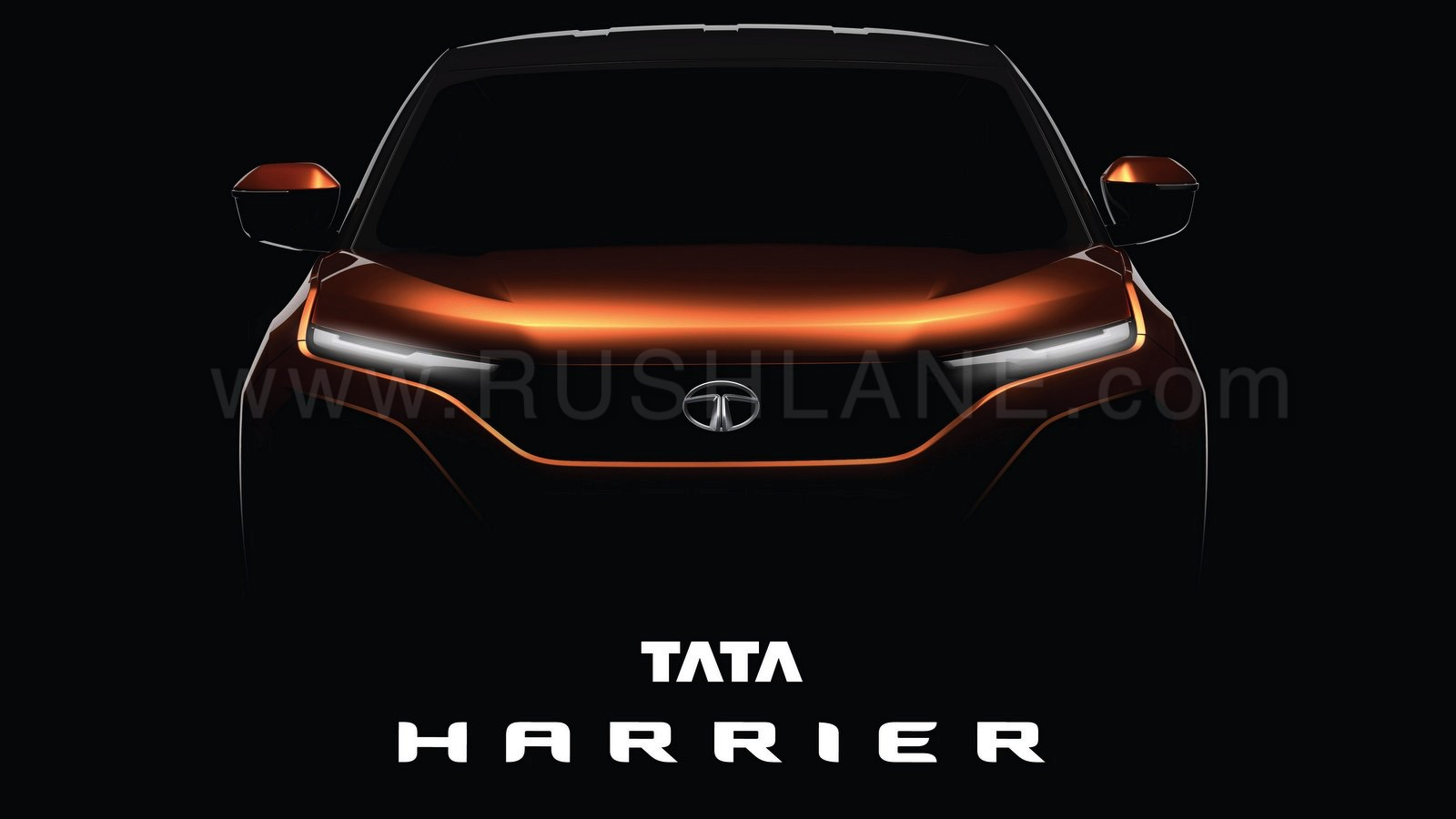 Tata H5X named Harrier - Official launch confirmed for ...