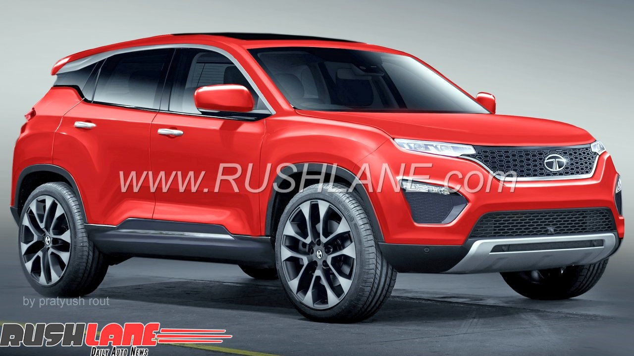 Land Rover Truck >> Tata Harrier to get online configurator upon launch - Just like Jaguar Land Rover cars
