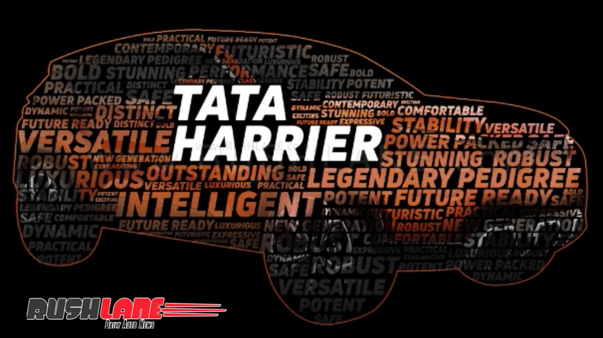 New Tata Harrier SUV based on H5X Concept - Features ...