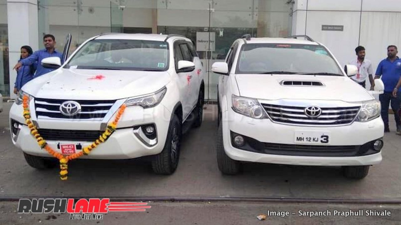 2018 Toyota Fortuner, Innova Crysta launched - New features
