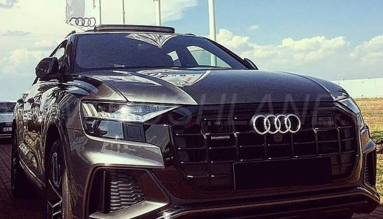 New Audi Q8 Suv Makes Public Debut In Europe India Launch Next Year