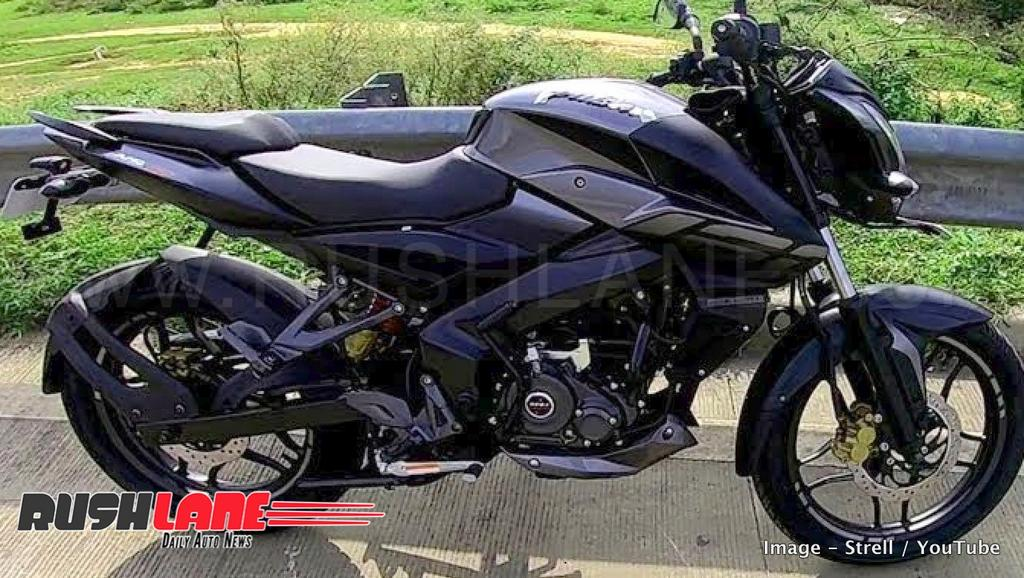 2018 Bajaj Pulsar Ns 160 With Rear Disc Brake First Video Review