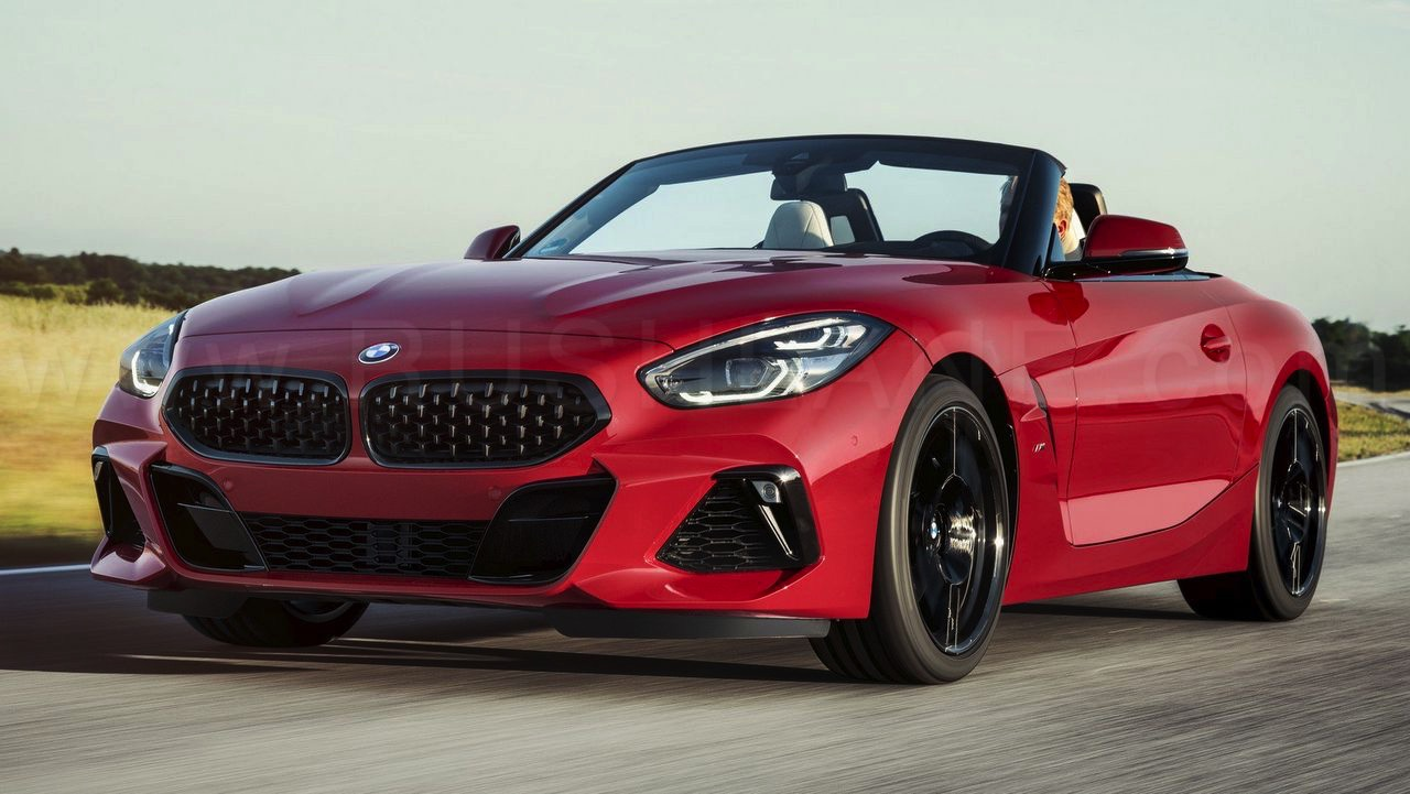 New Maruti Swift Convertible Based On Bmw Z4 Sports Car
