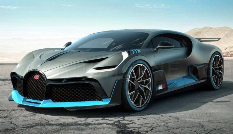 Bugatti Divo sportscar priced at approx Rs 41 crores - Top ...